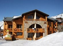Residence Aiguille Lodge