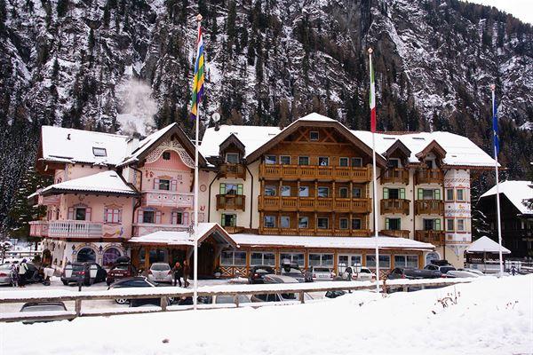 Hotel Gran Chalet Soreghes