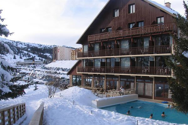Hotel Club Chalets Margot