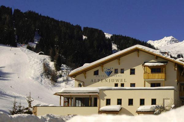 Hotel Garni Alpenjuwel