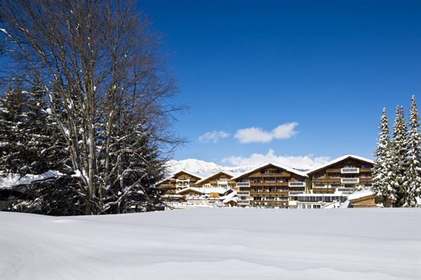 Family & Spa Resort Alpenpark