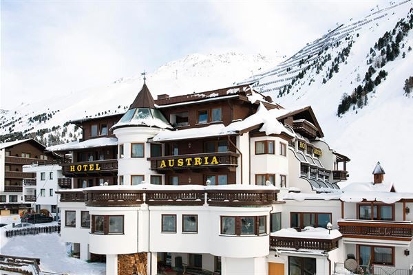 Hotel Austria-Bellevue