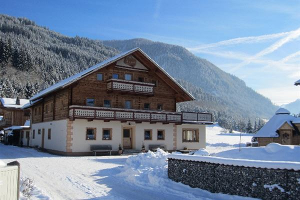 Chalet Auhof - met Cateringservice