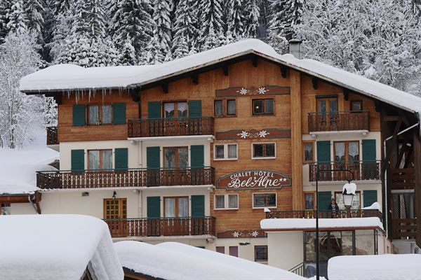 Chalet Hotel Bel'alpe