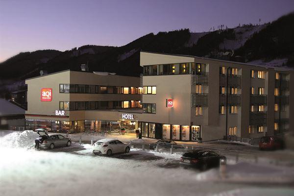 Hotel Blue Pulse (voorheen aQi Hotel)
