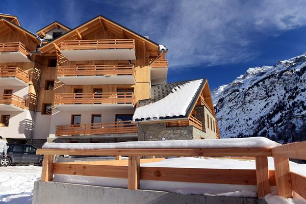 Residence Odalys Le Crystal Blanc