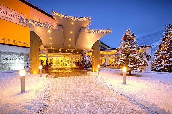 Hotel Johannesbad Palace