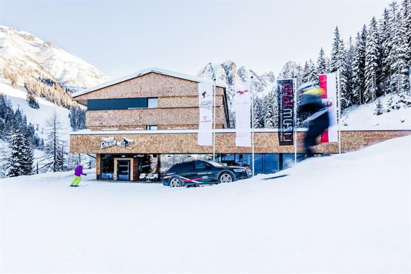 Hotel Lizum 1600 Snowsport Tirol