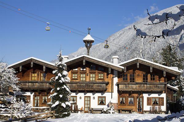 Alpenchalets Brugger