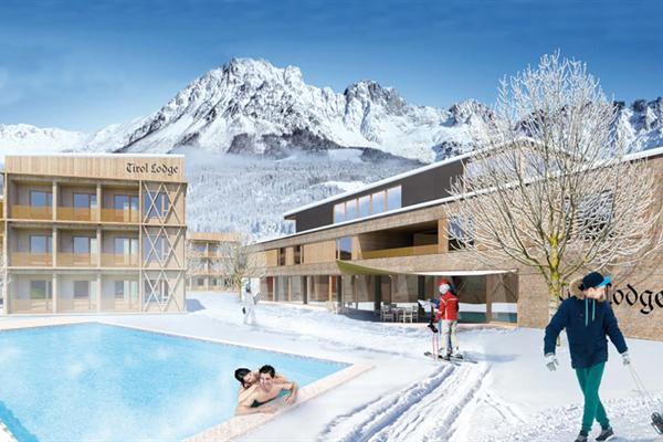 Tirol Lodge - Extra ingekocht