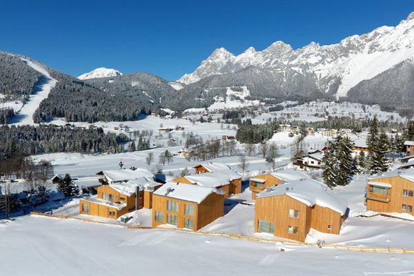 Rittis Alpin Chalets - hotel
