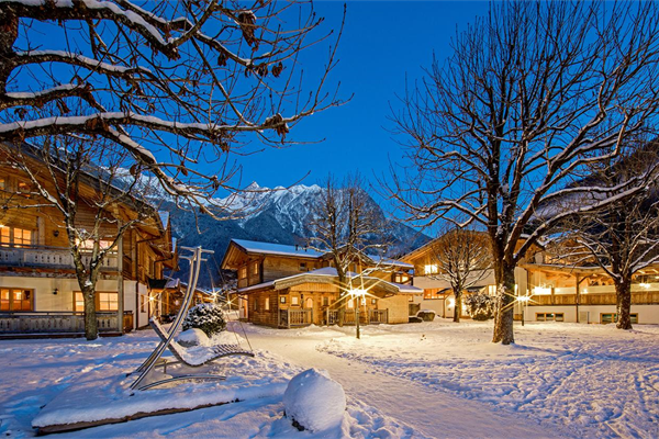 Natur & Aktiv Resort Ötztal - Hotel