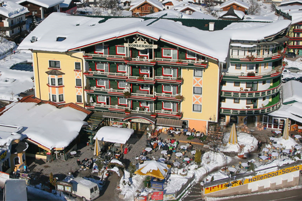 Hotel Kohlerhof - Extra ingekocht