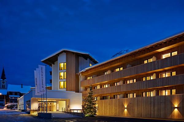 Sporthotel Chalet Silvretta Montafon